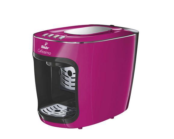 Kávéfőző Tchibo Cafissimo Mini 326692 - Pink, Műanyag (29,8/18/22,3cm)