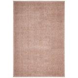 Hochflorteppich Bono in Rosa ca. 100x150cm - Rosa, KONVENTIONELL, Textil (100/150cm) - Based