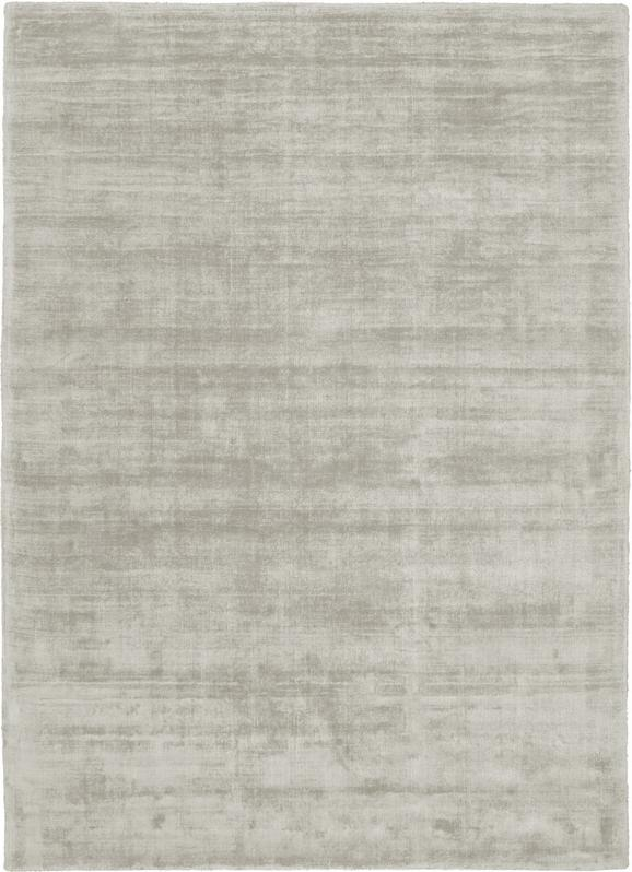 Webteppich Andrea Grau, 70x140cm - Grau, Textil (70/140cm) - Mömax modern living