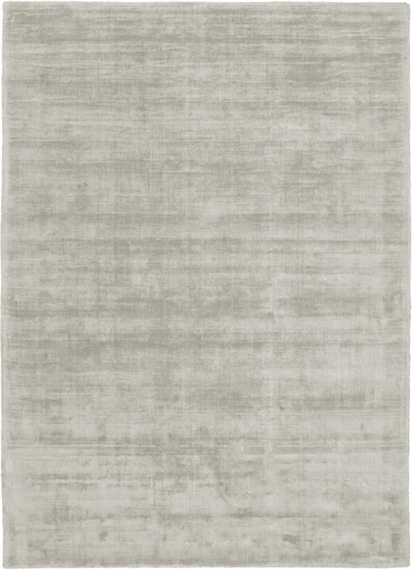 Webteppich Andrea Grau, ca. 120x170cm - Grau, Textil (120/170cm) - Mömax modern living