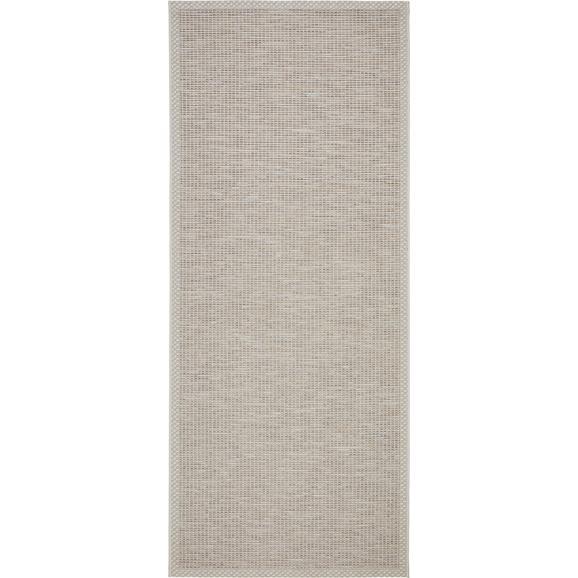 Síkszövött Szőnyeg Jan - Bézs, modern, Textil (80/200cm) - Mömax modern living