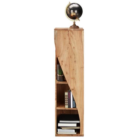 Regal in Naturfarben - Naturfarben, LIFESTYLE, Holz (35/130/35cm) - Premium Living