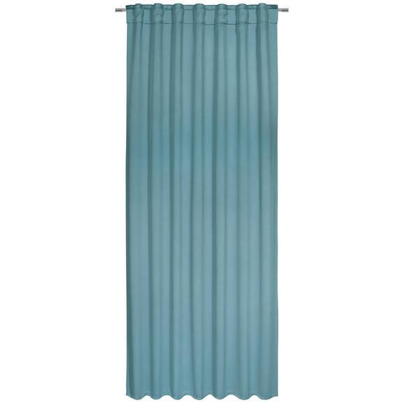 Zatemnitvena Zavesa Riccardo - zeleni žad, Moderno, tekstil (140/245cm) - Premium Living