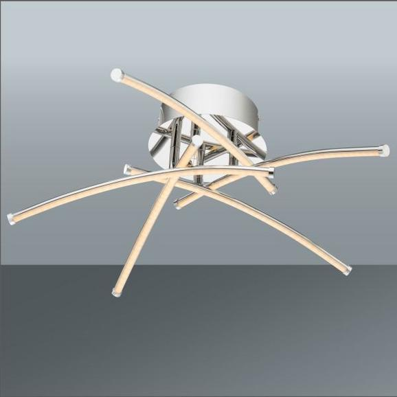 Stropna Led-svetilka Shanghai - Konvencionalno, kovina/umetna masa (45/15,5cm)