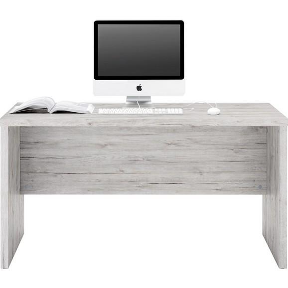 schreibtisch in grau online kaufen m max. Black Bedroom Furniture Sets. Home Design Ideas