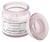 Kerze im Glas mit Deckel Aurelie in Rosa - Hellrosa/Weiß, Glas (10/10cm) - Mömax modern living