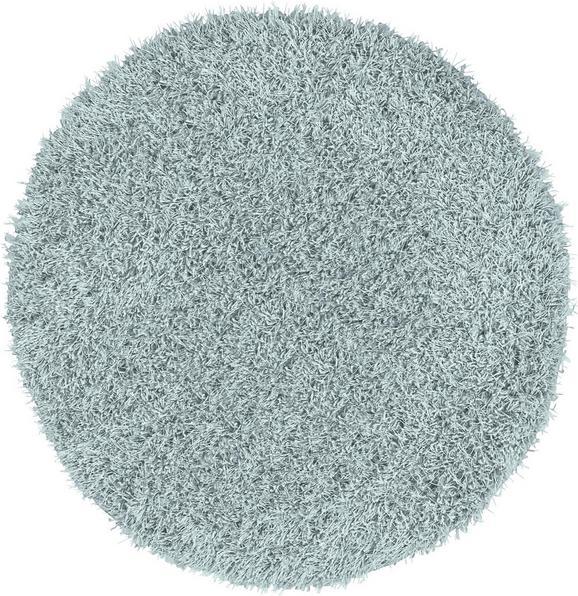 Hochflorteppich Lambada Mintgrün 67cm - Mintgrün, MODERN (67cm) - Based