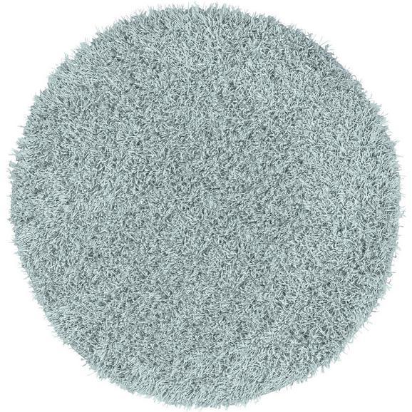 Hochflorteppich Lambada Ø ca. 67cm - Mintgrün, MODERN (67cm) - Based