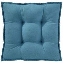 Ülőpárna Sonja - Kék, Textil (40/40/5cm) - Mömax modern living