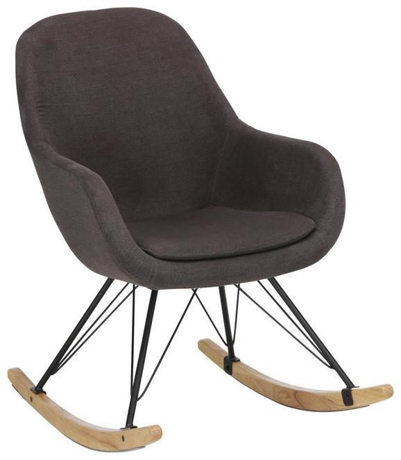 Schaukelstuhl Kaufen schaukelstuhl in grau kaufen mömax