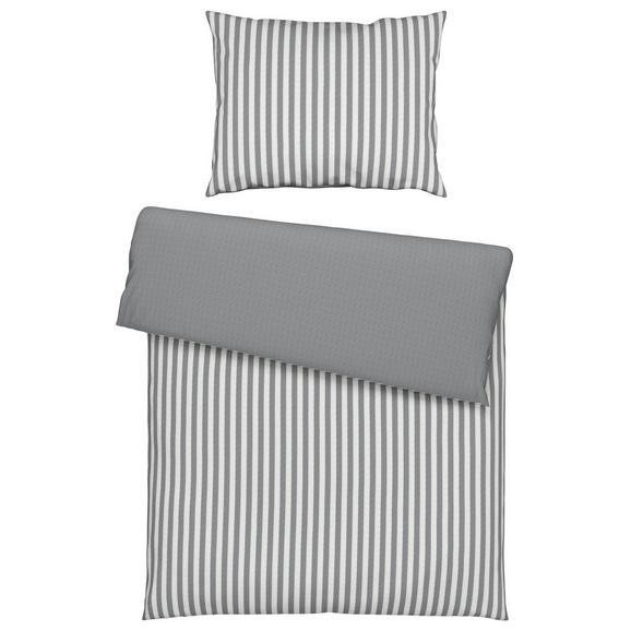 Lenjerie De Pat Hampton Wende - gri, textil (140/200cm) - Premium Living