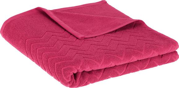 Fürdőlepedő Peter - pink, textil (70/140cm) - MÖMAX modern living