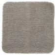 Badematte Taupe - Taupe, MODERN, Textil (50/50/cm) - Premium Living