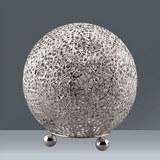 Namizna Svetilka Orient 9 - nikelj, Trendi, kovina (15/16cm) - Mömax modern living
