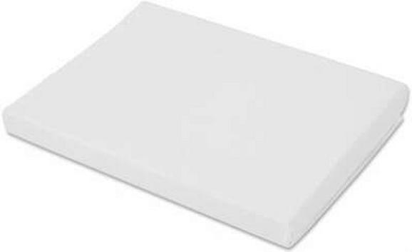 Spannbetttuch Basic in Weiß, ca. 150x200cm - Weiß, Textil (150/200cm) - Mömax modern living