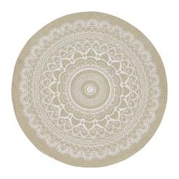 Síkszövött Szőnyeg Mila - Világosbarna, Textil (100cm) - Mömax modern living