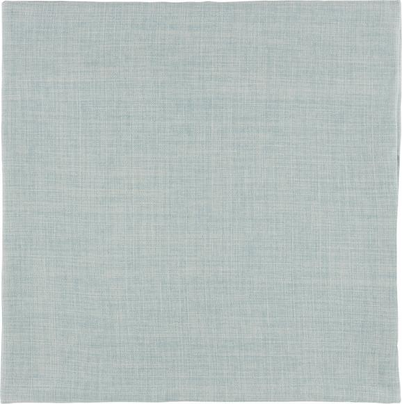 Párnahuzat Leinenoptik - mentazöld, textil (50/50cm) - MÖMAX modern living