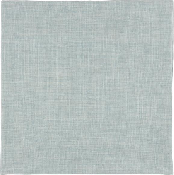 Prevleka Blazine Leinenoptik - meta zelena, tekstil (50/50cm) - Mömax modern living