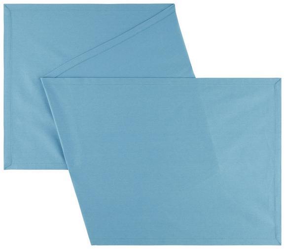 Nadprt Steffi - modra, tekstil (45/150cm) - Mömax modern living