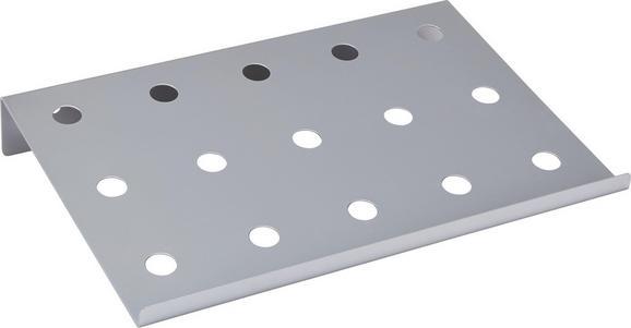 Regal Za Čevlje Cool - aluminij, kovina (45/30/6cm) - Mömax modern living