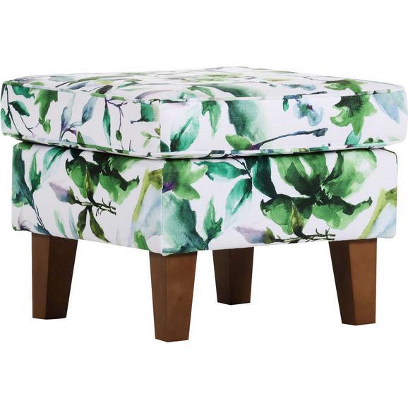 Fotelj Maui - naravna/večbarvno, Romantika, tekstil (55/44/55cm) - Zandiara