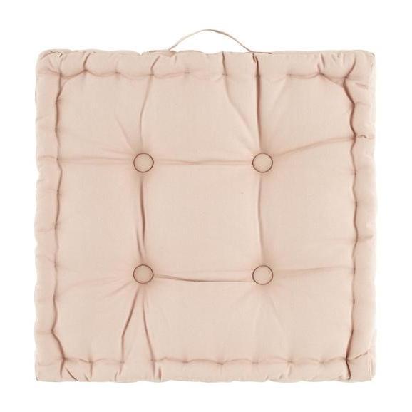 Ülőpárna Ninix - Homok, Textil (40/40/10cm) - Mömax modern living