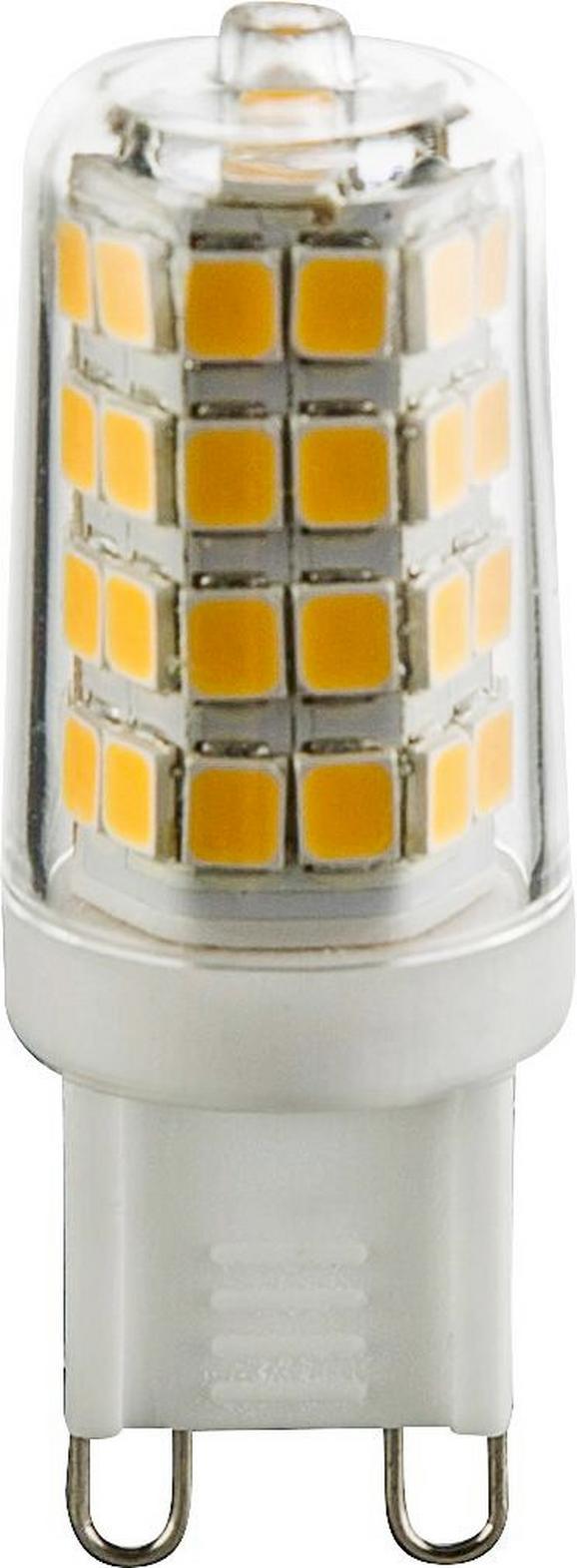 Led-žarnica 10676 - prosojna, umetna masa (1,5/5,5cm)