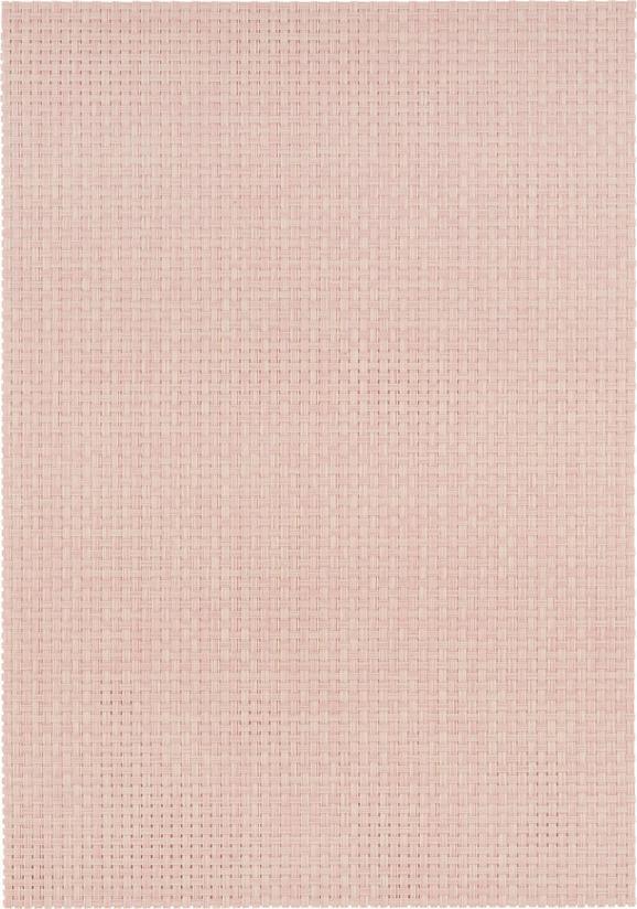 Étkezési Alátét Stefan - Fáradt rózsaszín, Műanyag (45/30cm) - Mömax modern living