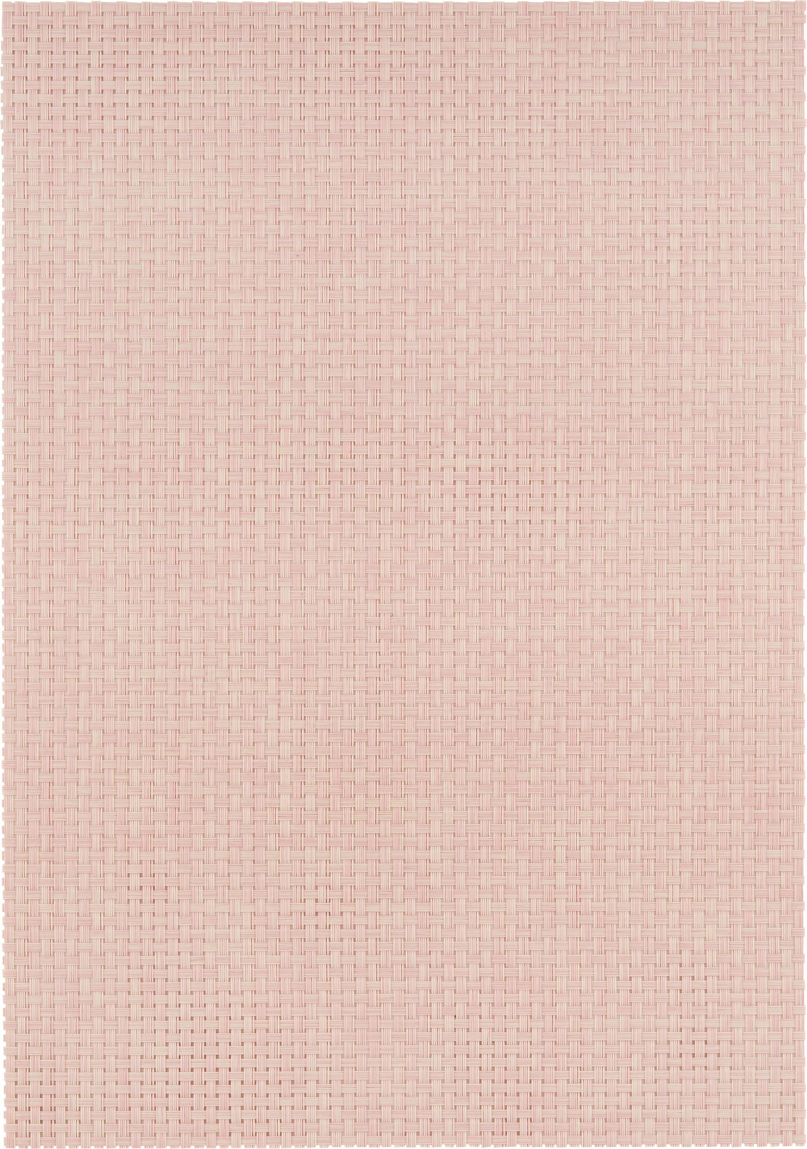 Tischset Stefan in Altrosa - Altrosa, Kunststoff (45/30cm) - MÖMAX modern living