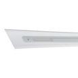 Pendelleuchte Rufus mit LED 5-flammig - Chromfarben, MODERN, Glas/Metall (100/15/120cm) - Bessagi Home