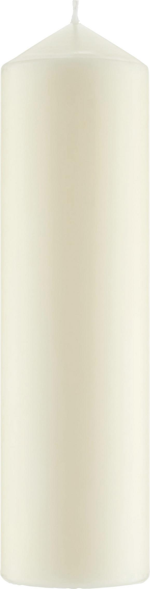 Stumpenkerze Urban Champagner - Champagner (7/25cm) - Mömax modern living