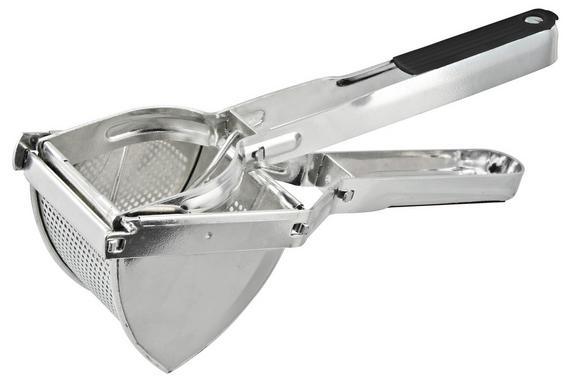 Krumplinyomó Fém - ezüst színű, fém (29.5cm) - Mömax modern living