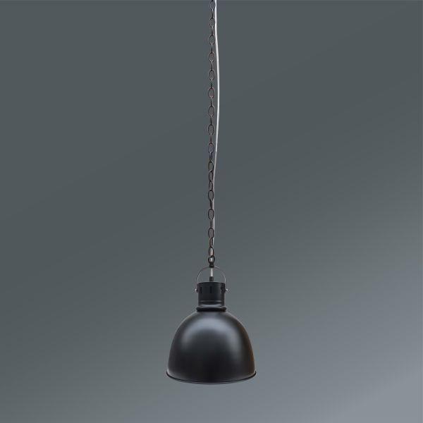 Függőlámpa Joana - fekete, Lifestyle, fém (26/135cm) - MÖMAX modern living