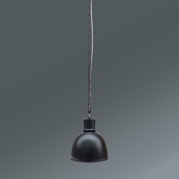 Hängeleuchte Joana, max. 40 Watt - Schwarz, LIFESTYLE, Metall (26/135cm) - Mömax modern living