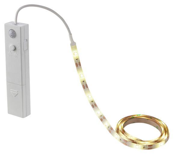 Okrasna Led-svetilka Sepp - bela, umetna masa (1/100cm) - Mömax modern living