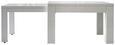 Couchtisch Weiß - Weiß, MODERN, Holzwerkstoff/Metall (70-120kg) - Modern Living