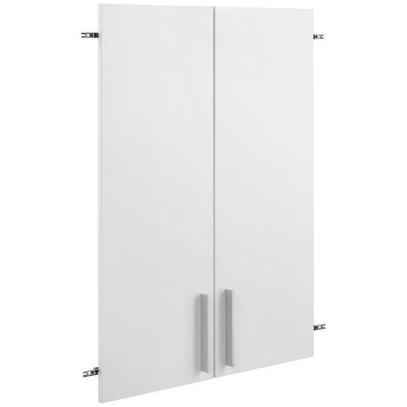 Türenset in Weiß, 2er Set - MODERN (72/103/2cm) - Mömax modern living