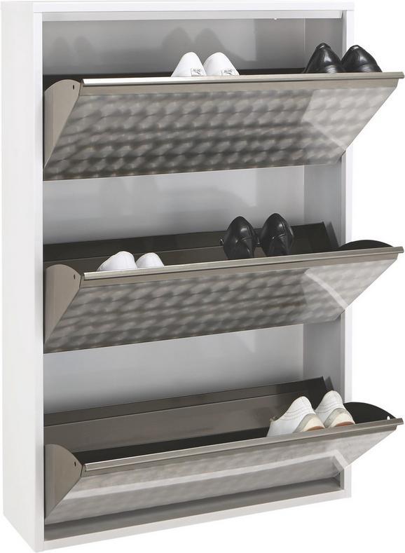 Omara Z Loputami Za Čevlje Twin-flex 3 - Moderno, kovina (80/120/23cm)