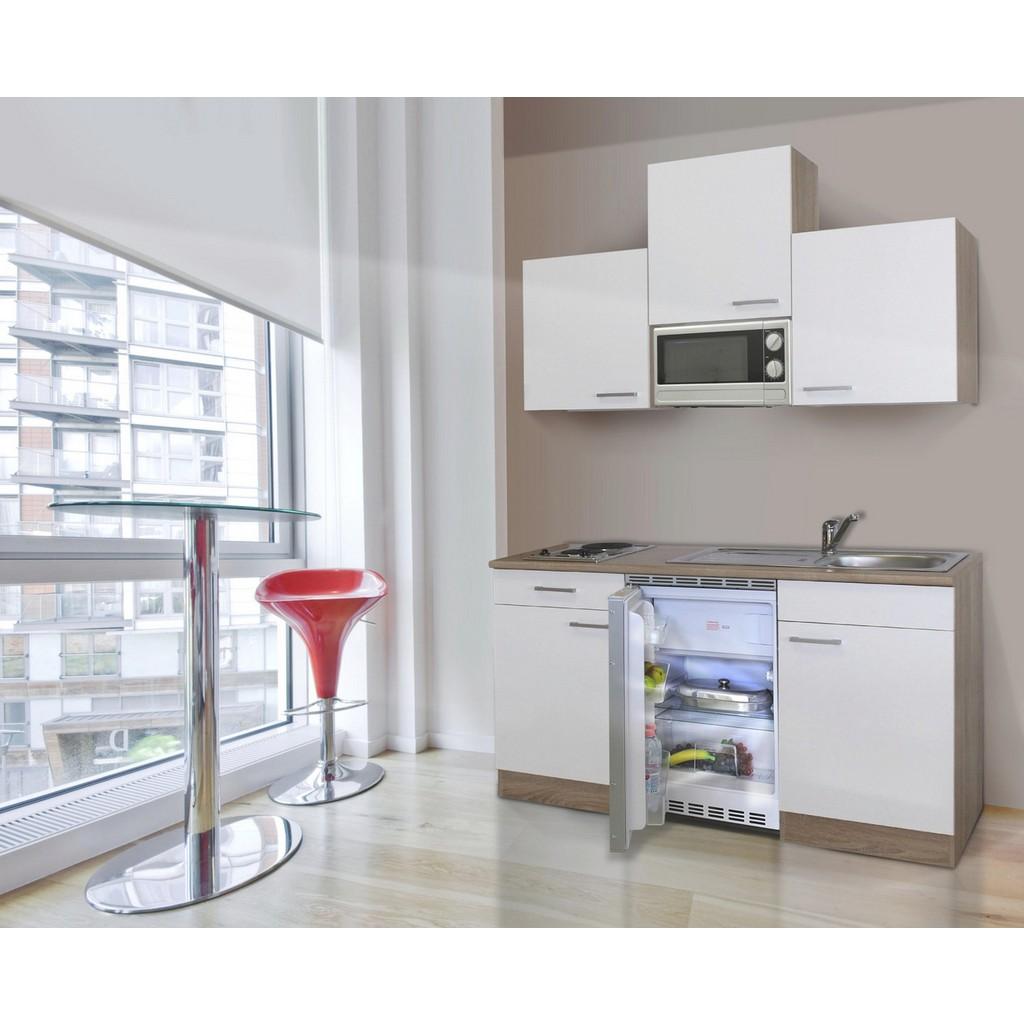 Günstige küchenzeilen ohne elektrogeräte - Mtec metall