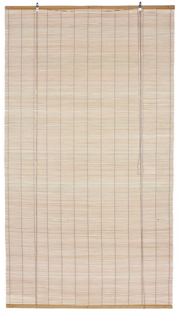 Bambuszroló Willi - Natúr, konvencionális, Fa (100/180cm) - Ombra