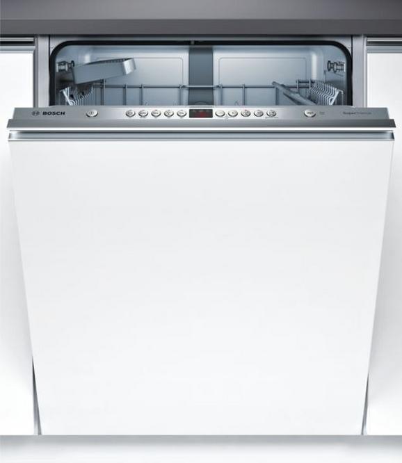 Geschirrspüler Smv45ix07e, EEZ A++ - Weiß (59,8/81,5/55cm) - Bosch