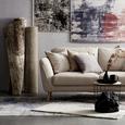 Pernă Decorativă Nizza - maro deschis, Modern, textil (45/45cm) - Modern Living