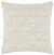 Kissenhülle Mary Jacquard 45x45cm - Hellgrau, MODERN, Textil (45/45cm) - Mömax modern living