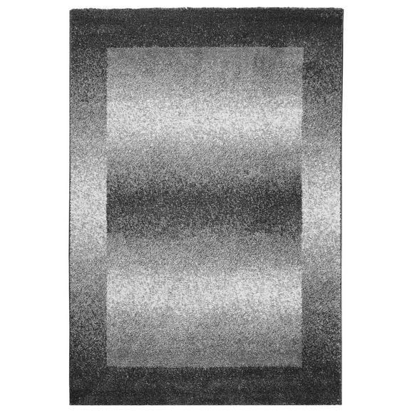 Webteppich Catania in Grau ca. 160x230cm - Grau, MODERN, Textil (160/230cm)