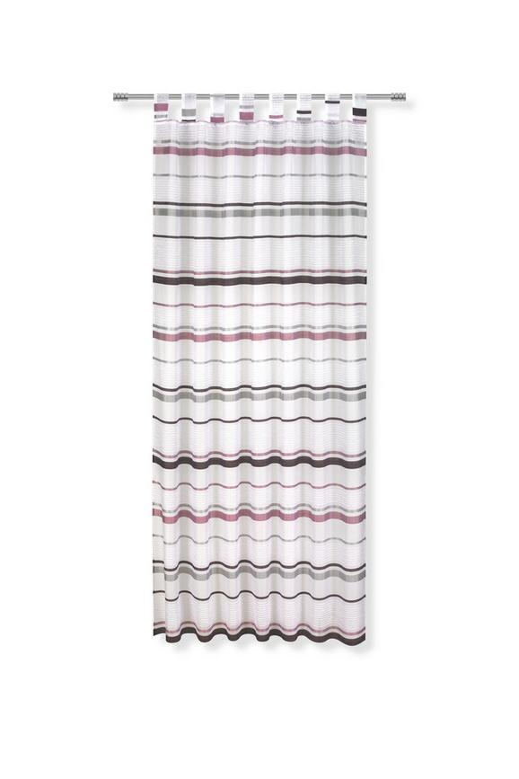 Schlaufenschal Adele, ca. 140x245cm - Lila, KONVENTIONELL, Textil (140/245cm) - MÖMAX modern living