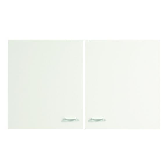Felsőszekrény Speed - Fehér, modern, Faalapú anyag (100/54/32cm)