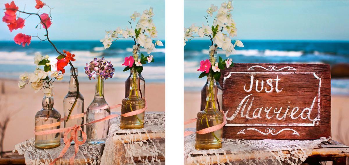 Glasbild Dream & Love, ca. 30x60x1,70cm - Multicolor, ROMANTIK / LANDHAUS, Glas (30/60/1,7cm)