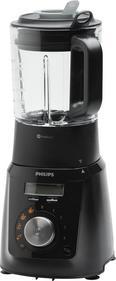 Standmixer Philips mit Kochfunktion - Schwarz, MODERN, Kunststoff/Metall - Philips