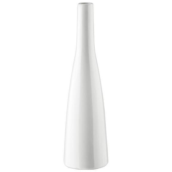 Váza Plancio - Fehér, modern, Kerámia (33cm) - Mömax modern living