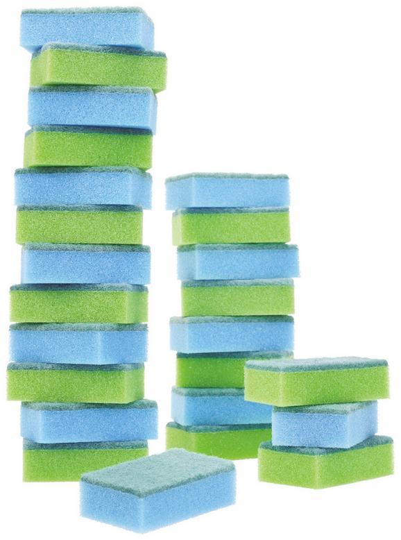 Gobica Beate - modra/zelena, umetna masa (58/8/5cm) - Based